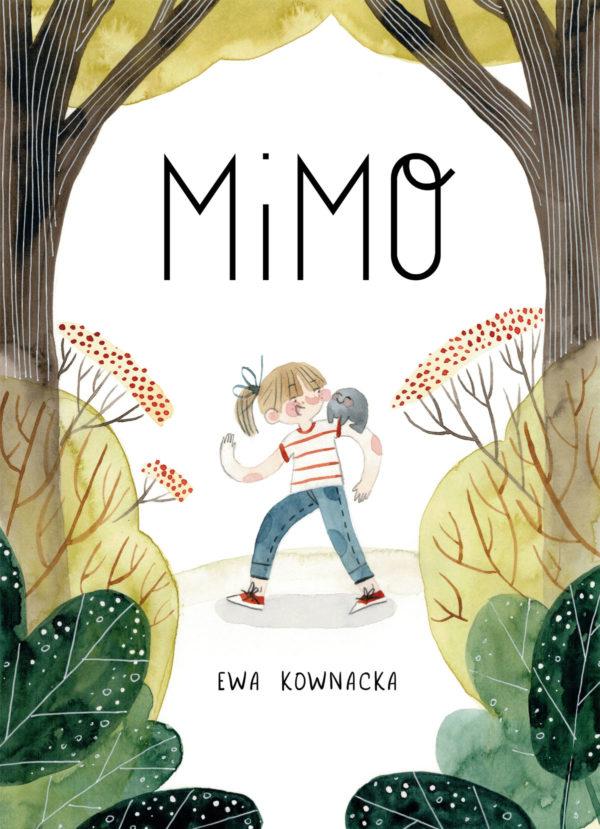 książka dla dzieci MIMO